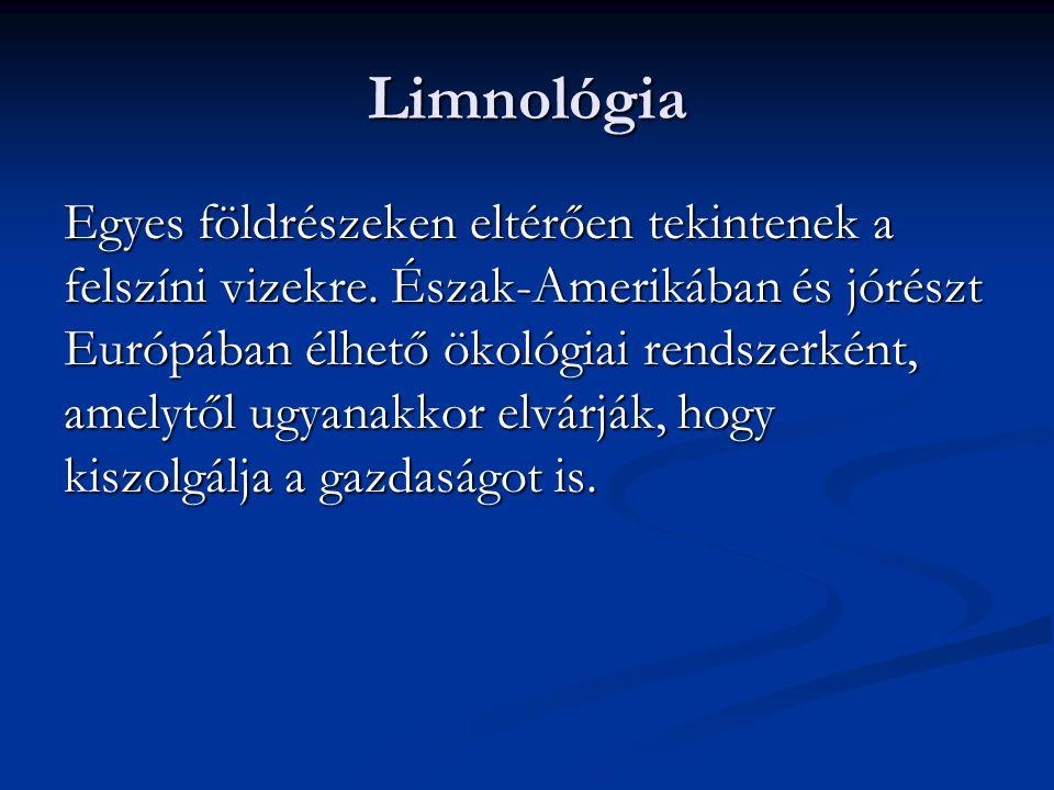 Limnológia
