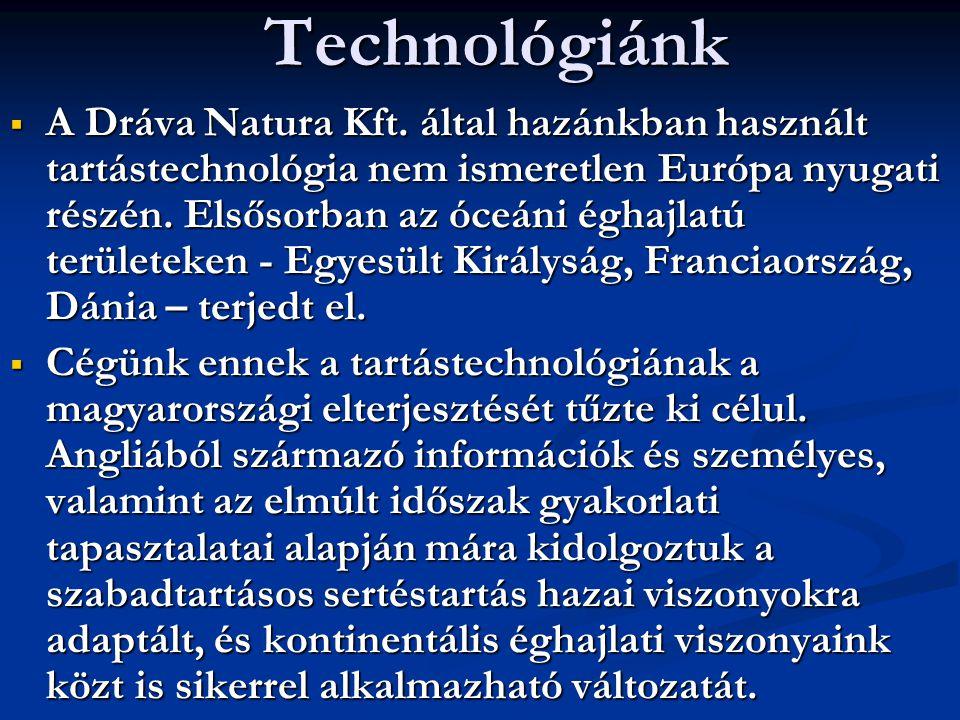 Technológiánk