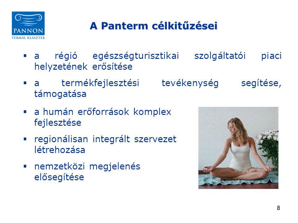 A Panterm célkitűzései