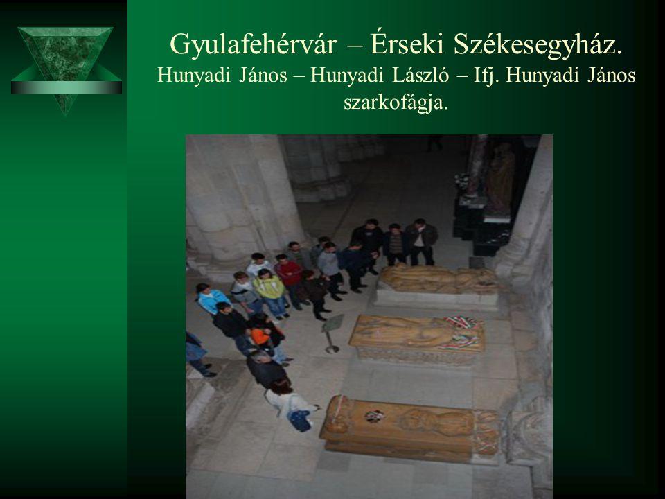 Gyulafehérvár – Érseki Székesegyház