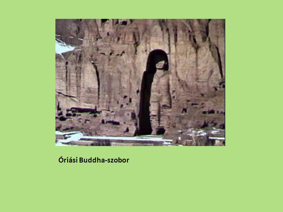 Óriási Buddha-szobor