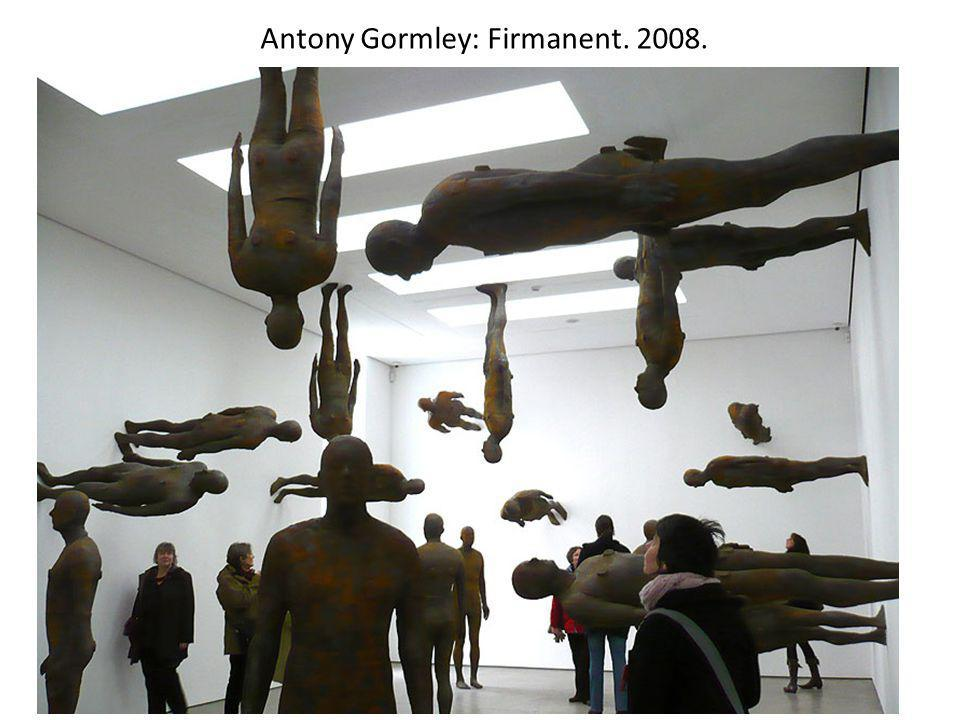 Antony Gormley: Firmanent