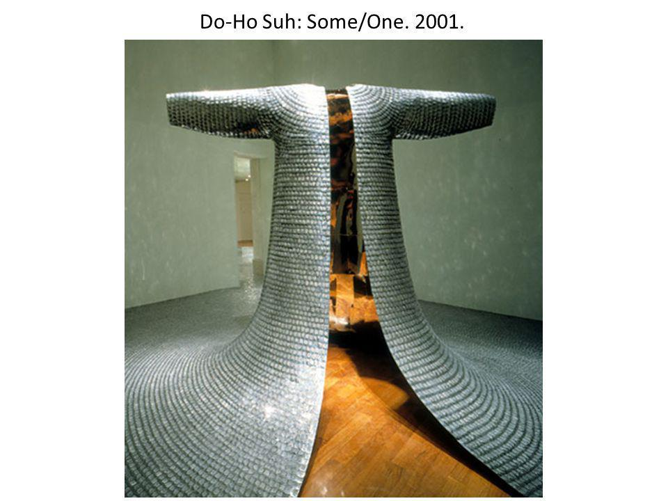 Do-Ho Suh: Some/One. 2001.