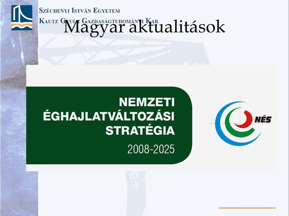 Magyar aktualitások