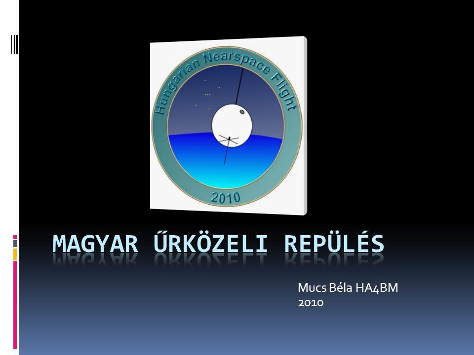 Magyar Űrközeli Repülés