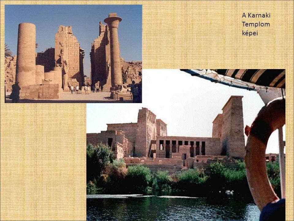 A Karnaki Templom képei