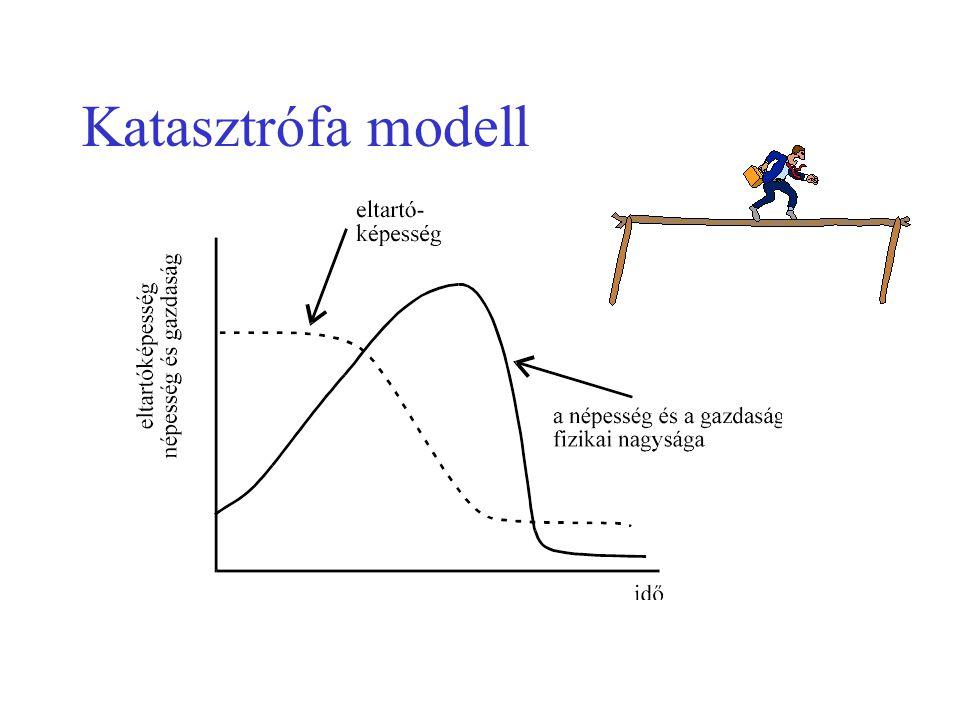Katasztrófa modell