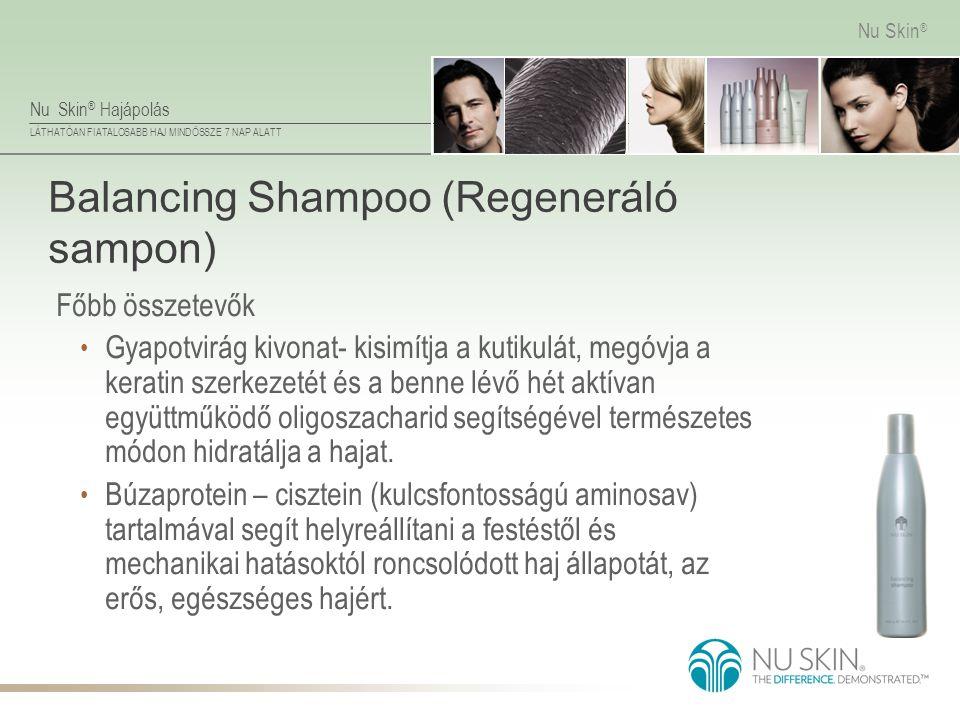 Balancing Shampoo (Regeneráló sampon)