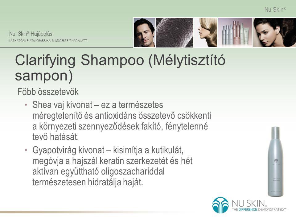 Clarifying Shampoo (Mélytisztító sampon)