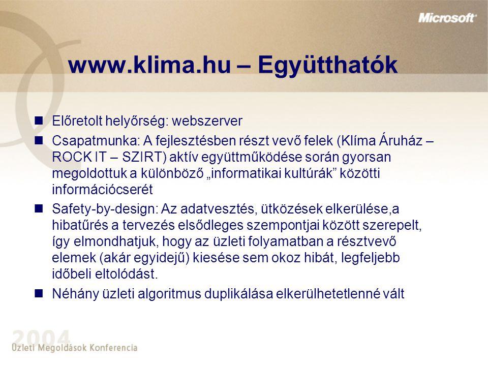 www.klima.hu – Együtthatók