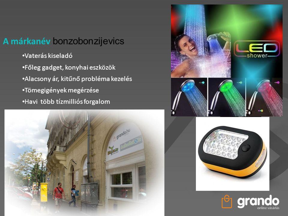 A márkanév bonzobonzijevics