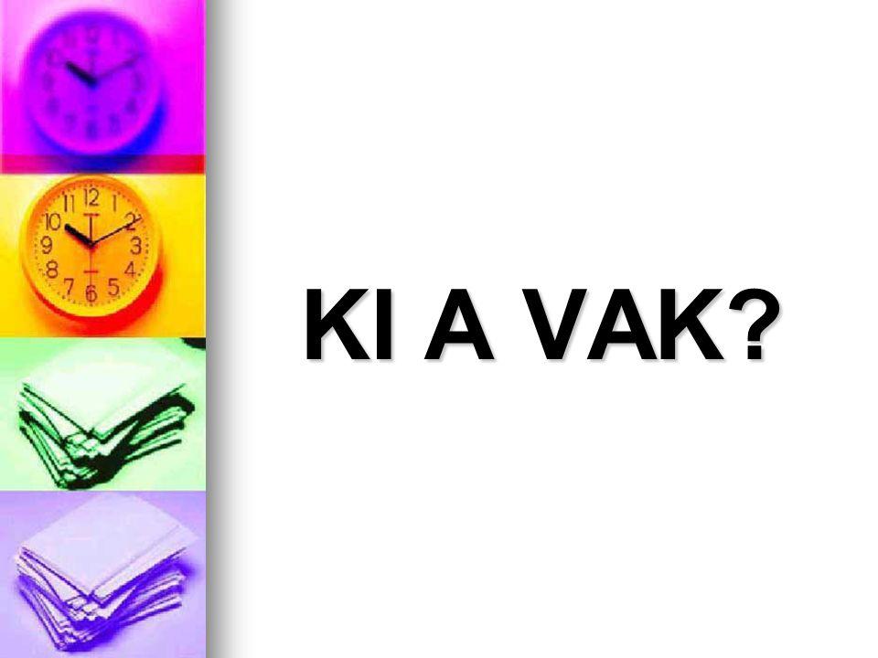 KI A VAK