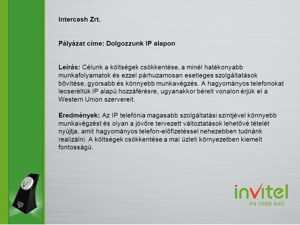 Intercash Zrt.