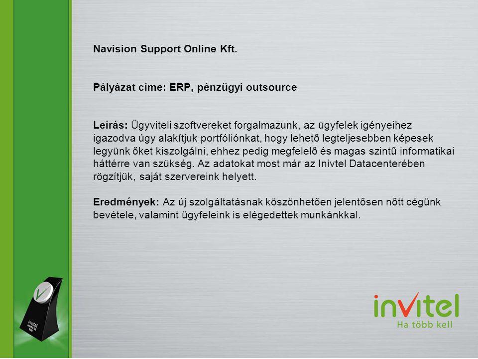 Navision Support Online Kft