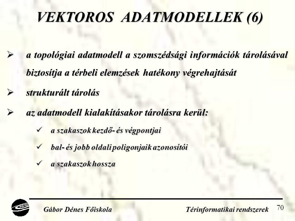 VEKTOROS ADATMODELLEK (6)