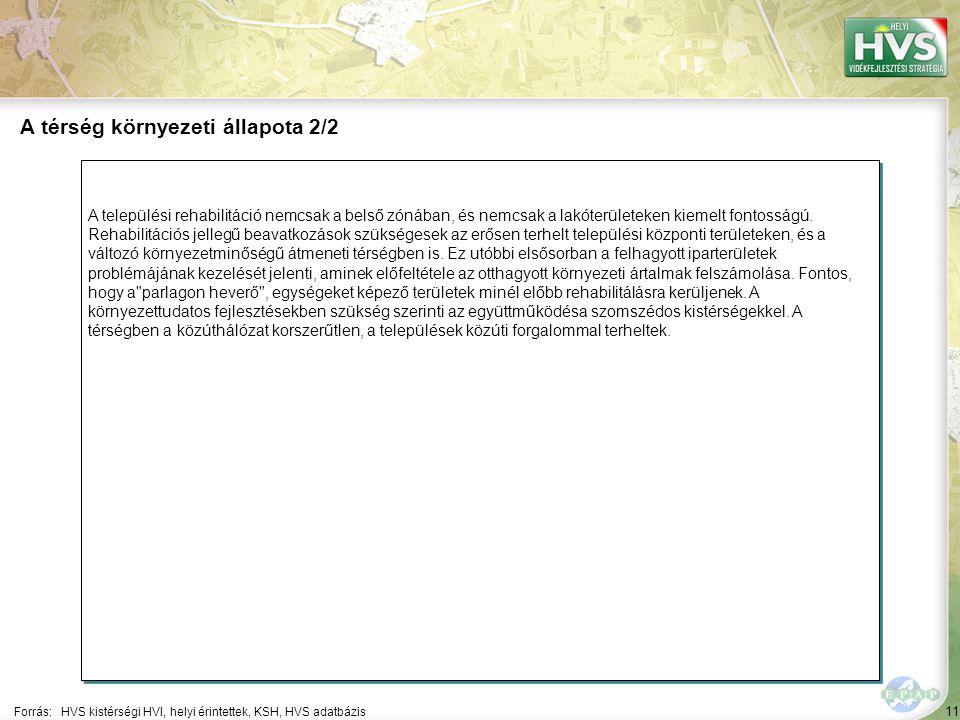 Hátrányos helyzetű települések közé tartozó települések bemutatása 1/1
