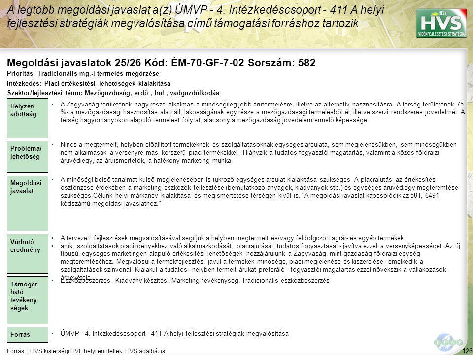 Megoldási javaslatok 25/26 Kód: ÉM-70-GF-7-02 Sorszám: 582