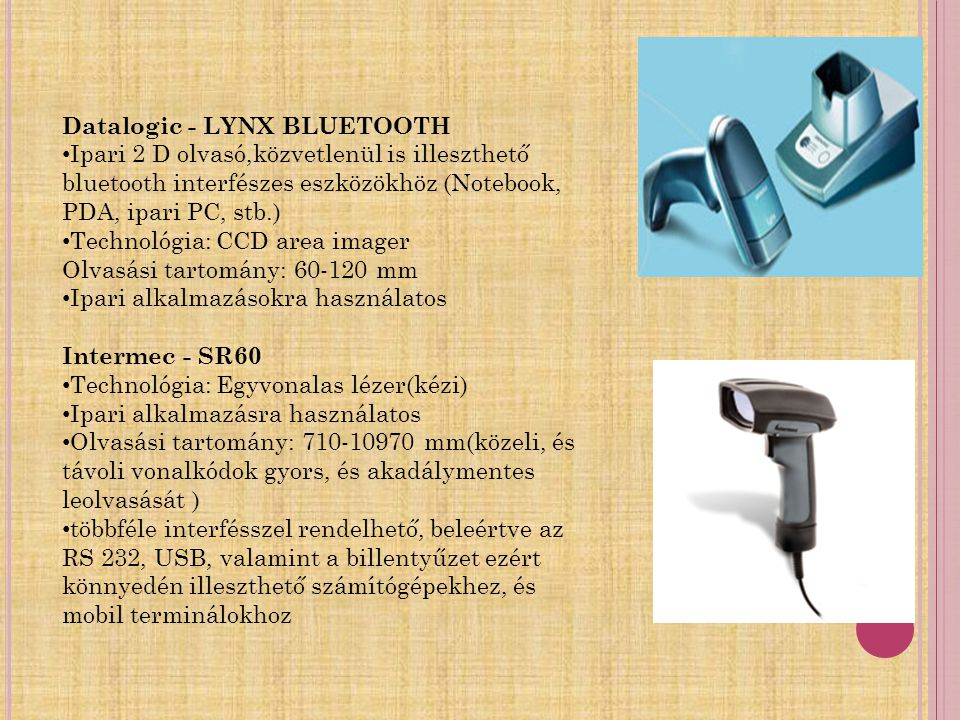 Datalogic - LYNX BLUETOOTH