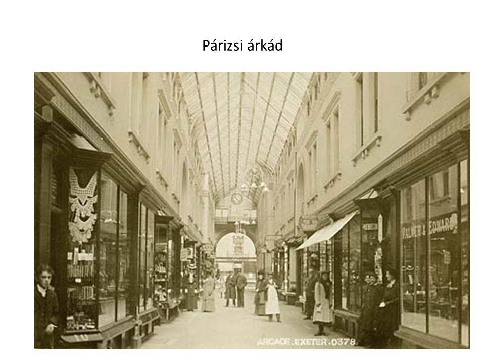 Párizsi árkád