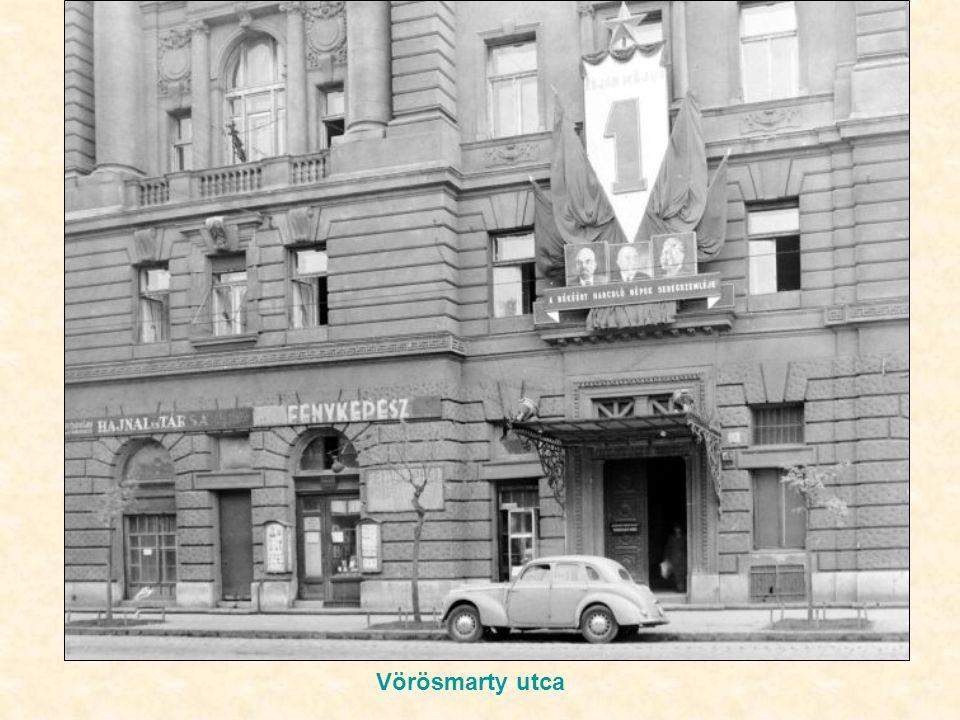 Vörösmarty utca