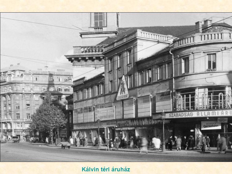 Kálvin téri áruház