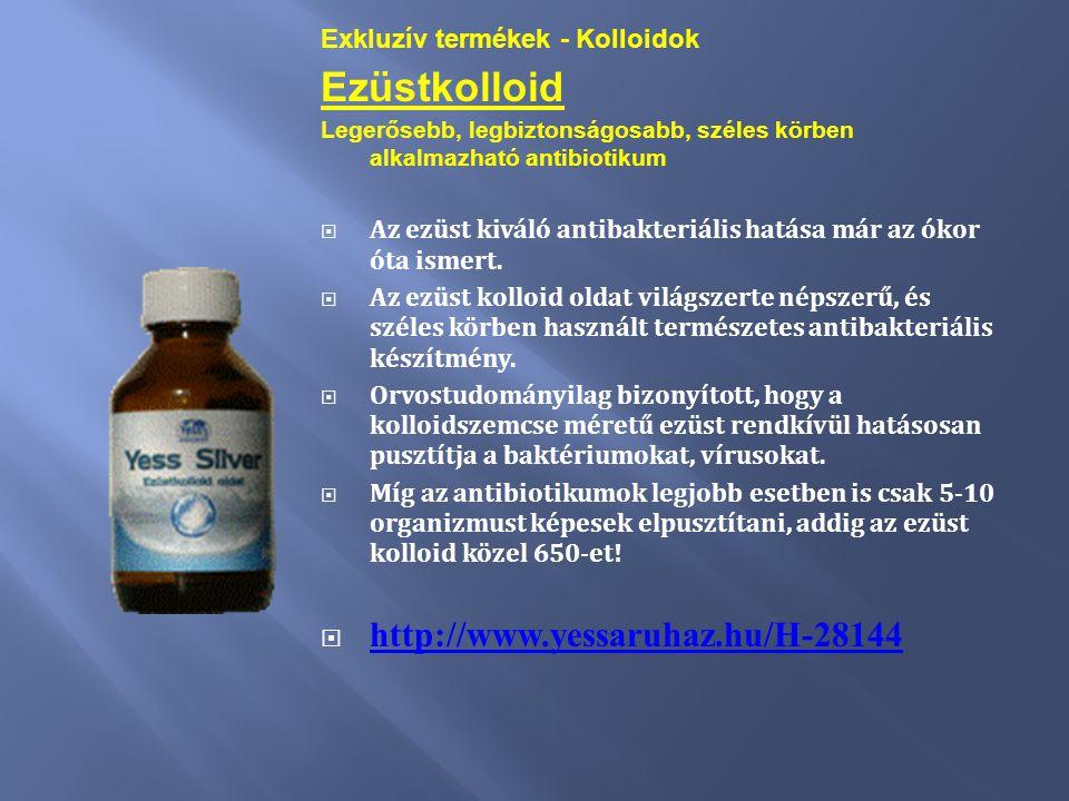 Ezüstkolloid http://www.yessaruhaz.hu/H-28144