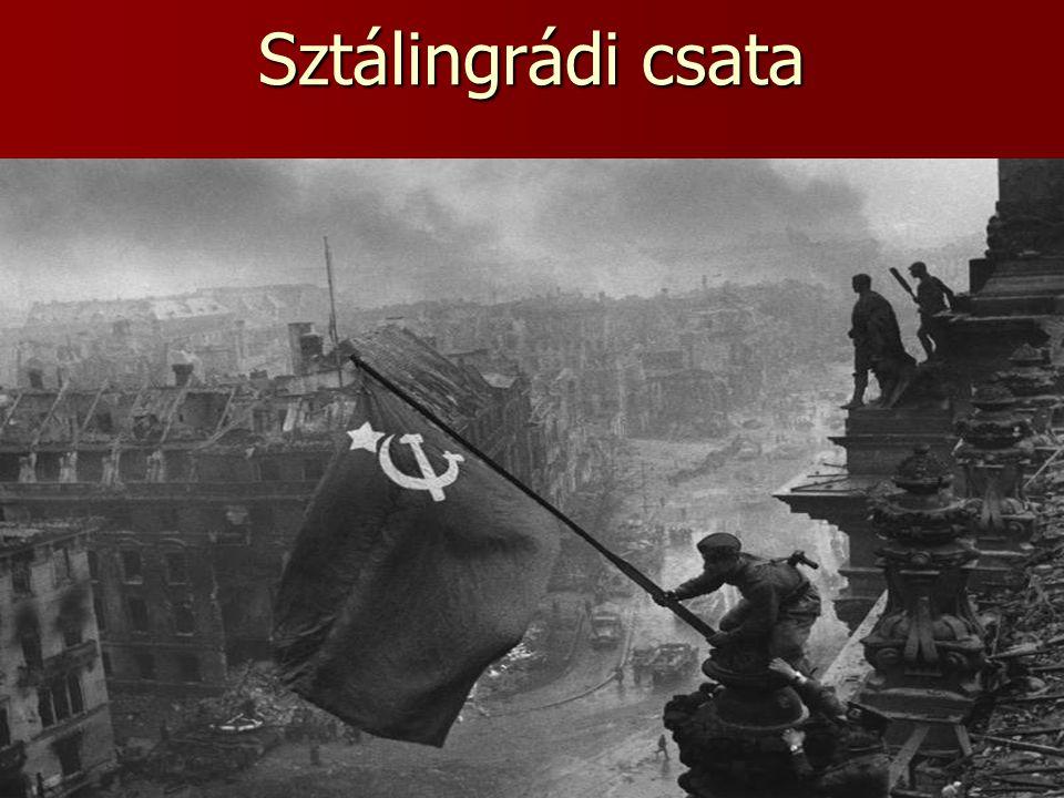 Sztálingrádi csata