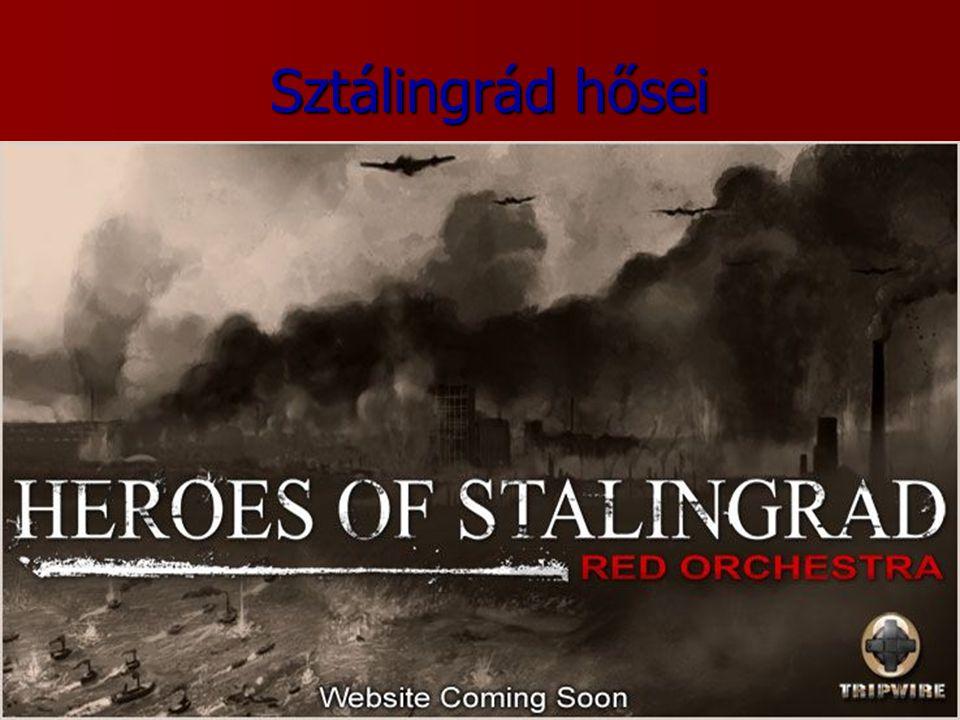Sztálingrád hősei