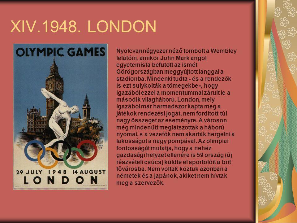 XIV.1948. LONDON