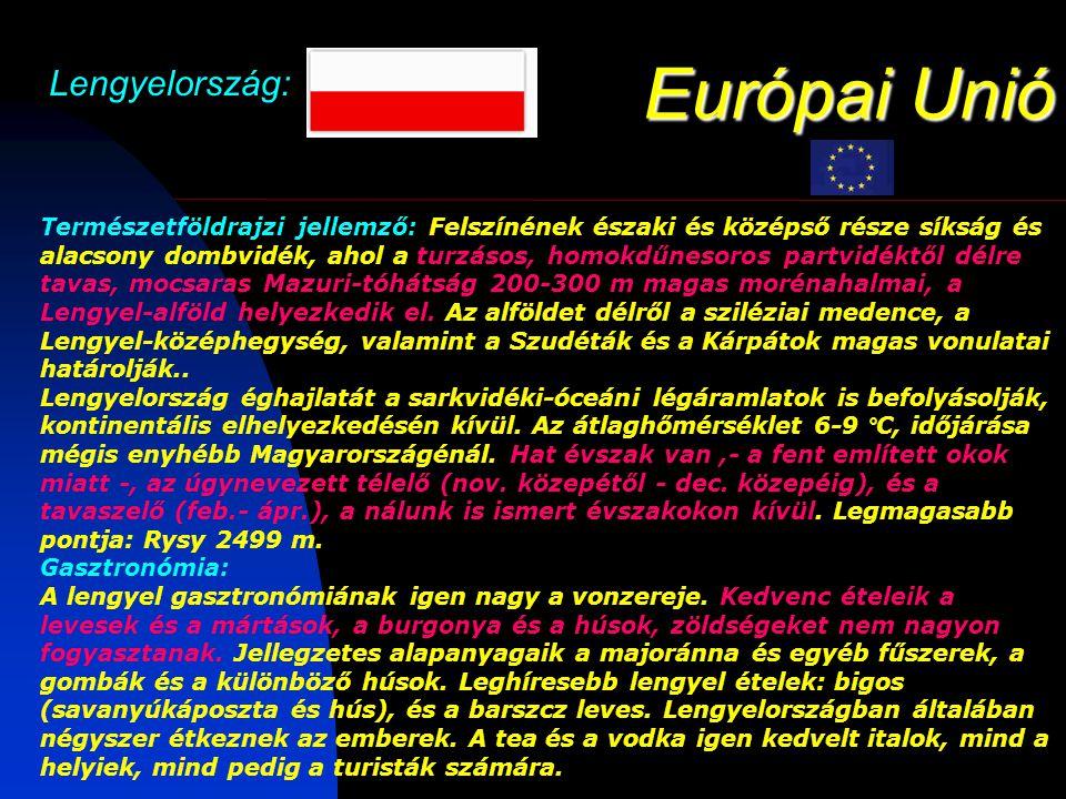 Európai Unió Lengyelország: