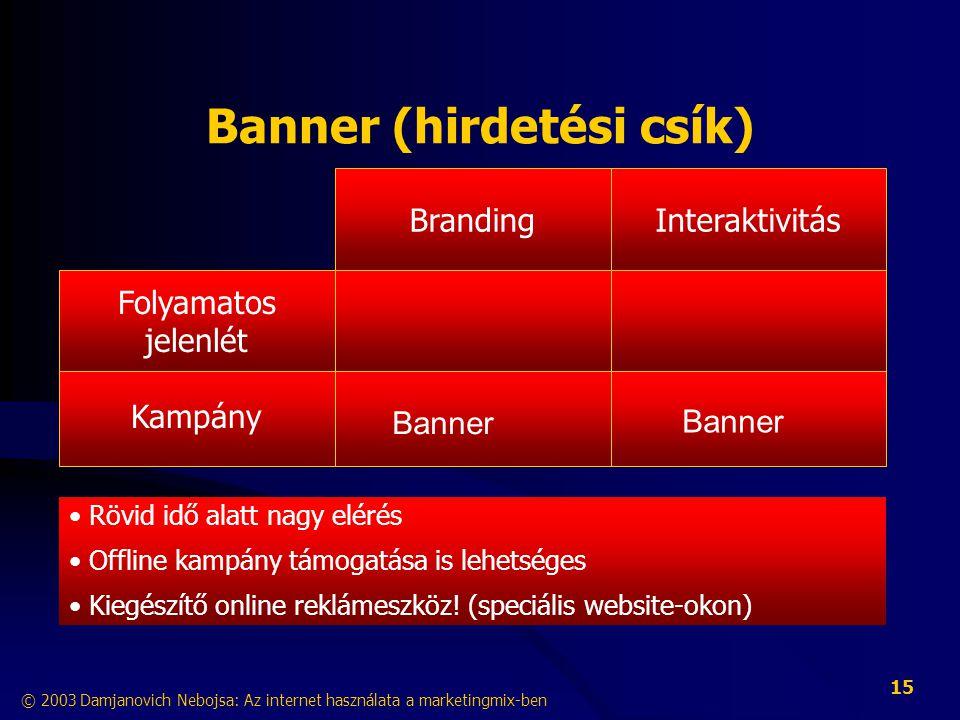 Banner (hirdetési csík)