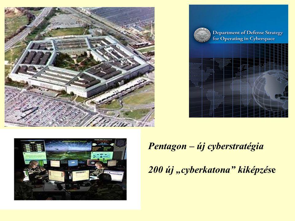Pentagon – új cyberstratégia