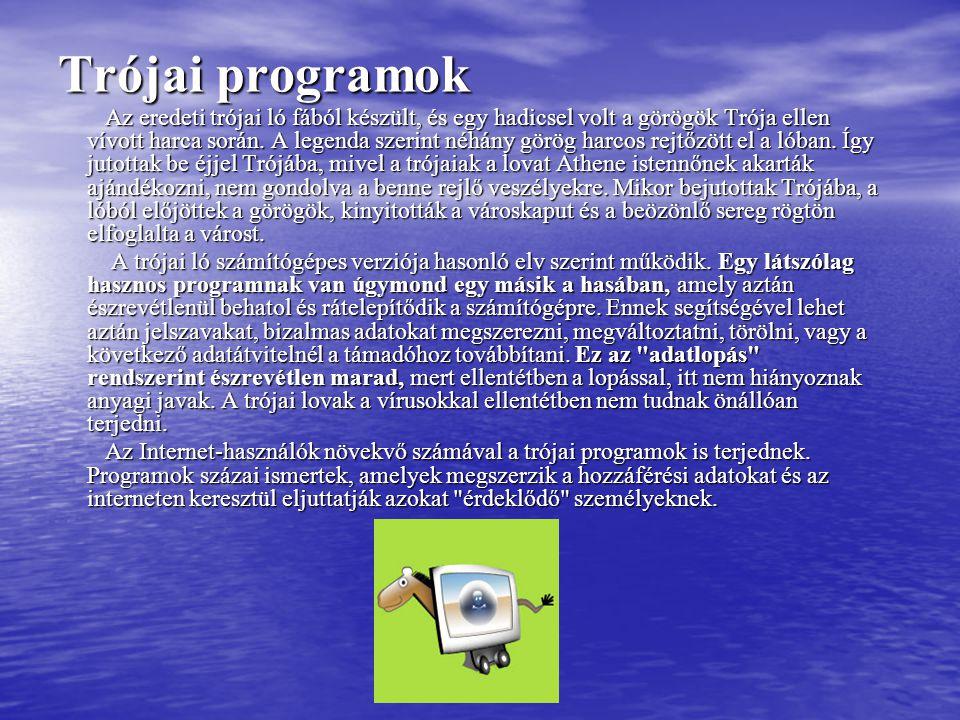 Trójai programok
