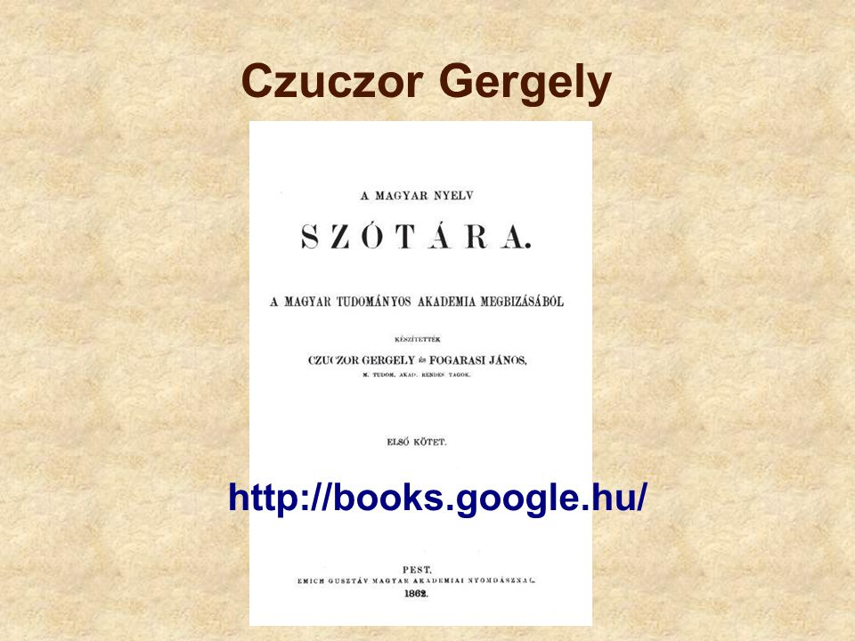 Czuczor Gergely http://books.google.hu/