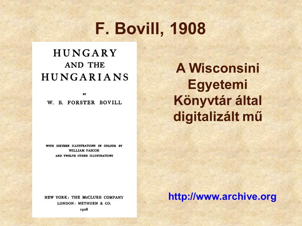 A Wisconsini Egyetemi Könyvtár által digitalizált mű