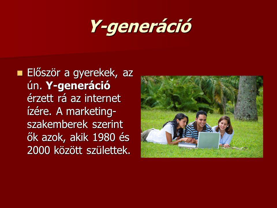 Y-generáció