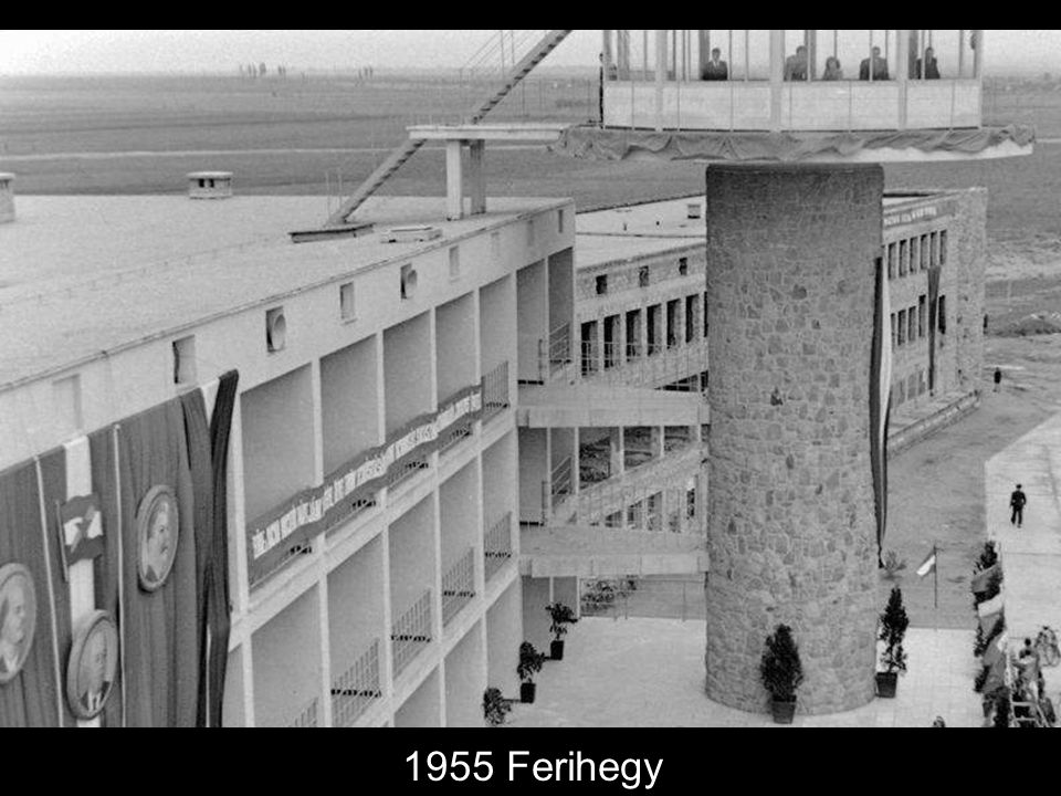 1955 Ferihegy