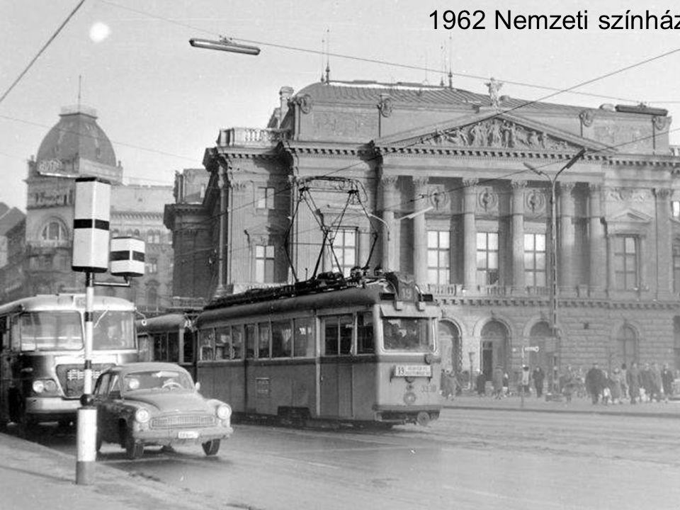 1962 Nemzeti színház