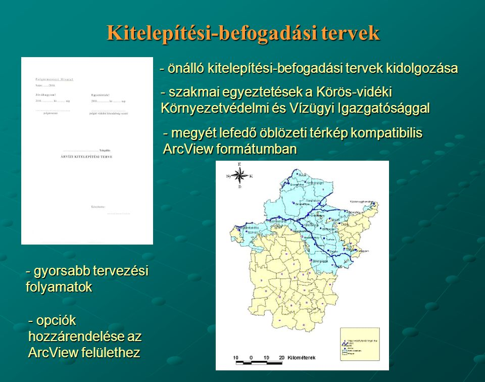 Kitelepítési-befogadási tervek