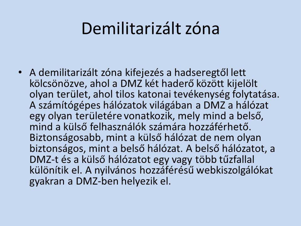 Demilitarizált zóna