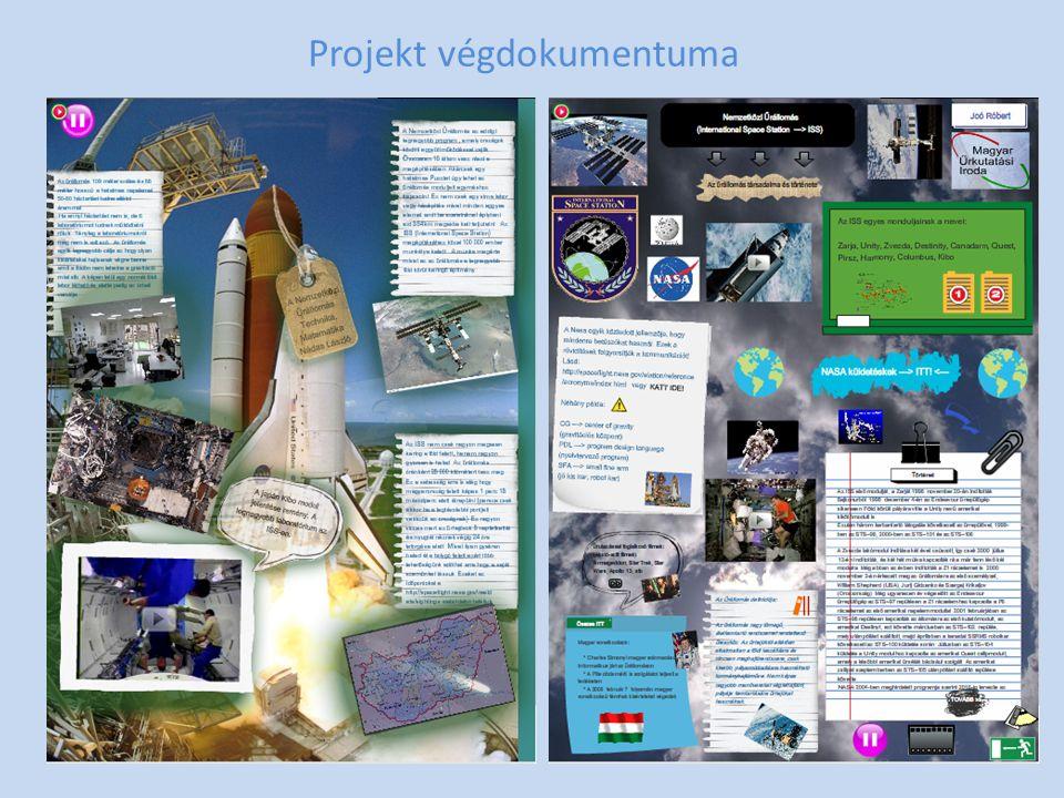 Projekt végdokumentuma