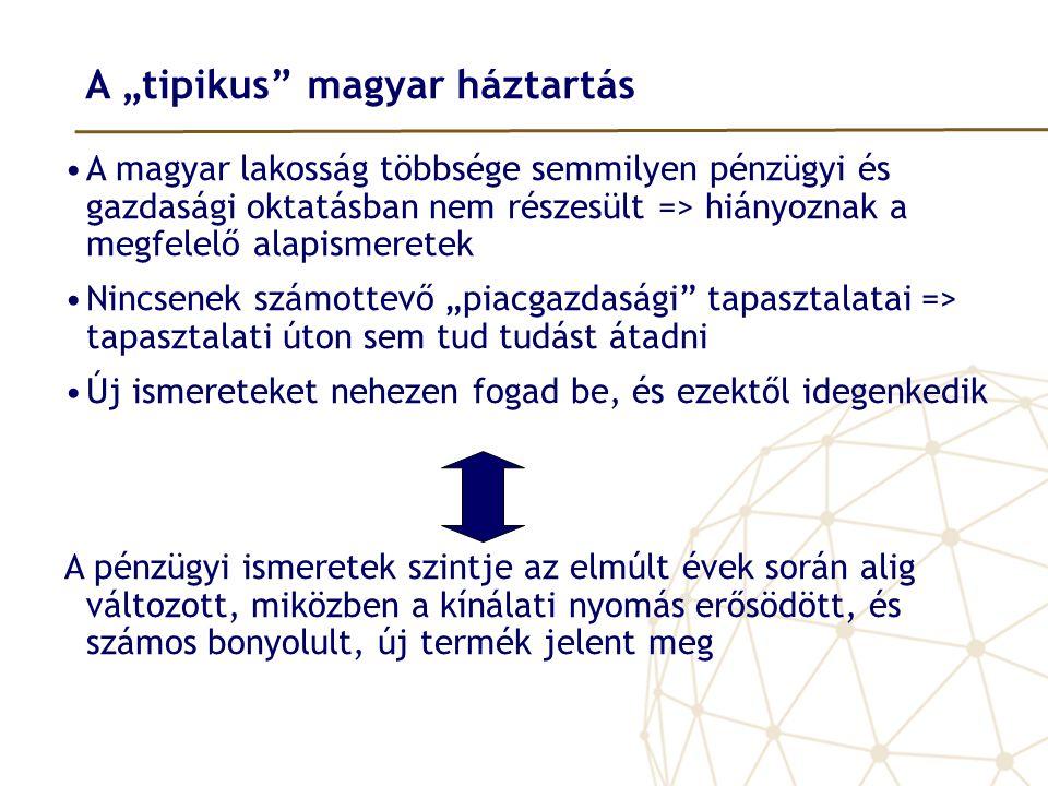 "A ""tipikus magyar háztartás"