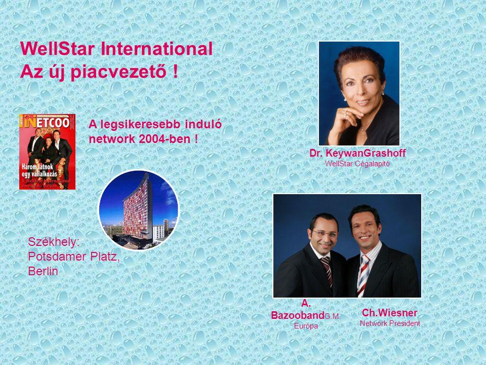 WellStar International Az új piacvezető !