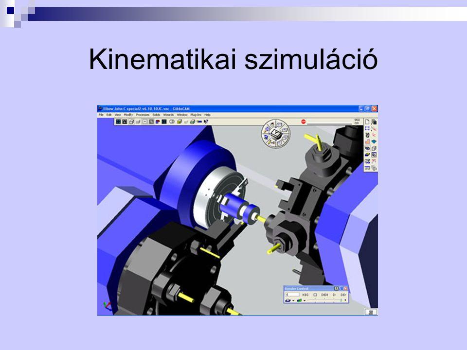Kinematikai szimuláció