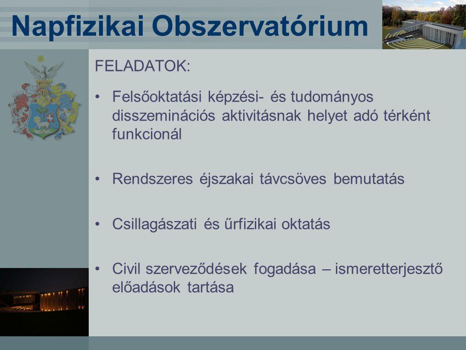 Napfizikai Obszervatórium