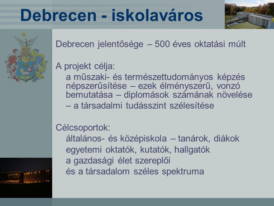 Debrecen - iskolaváros