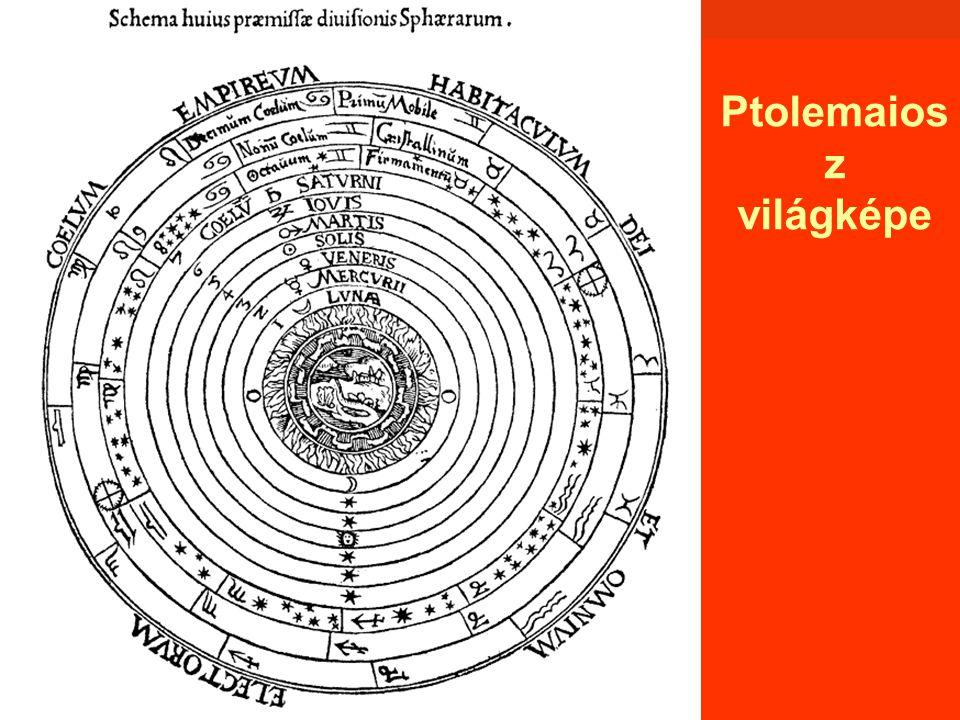 Ptolemaiosz világképe