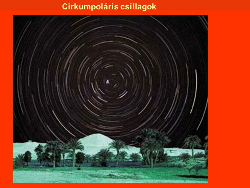 Cirkumpoláris csillagok