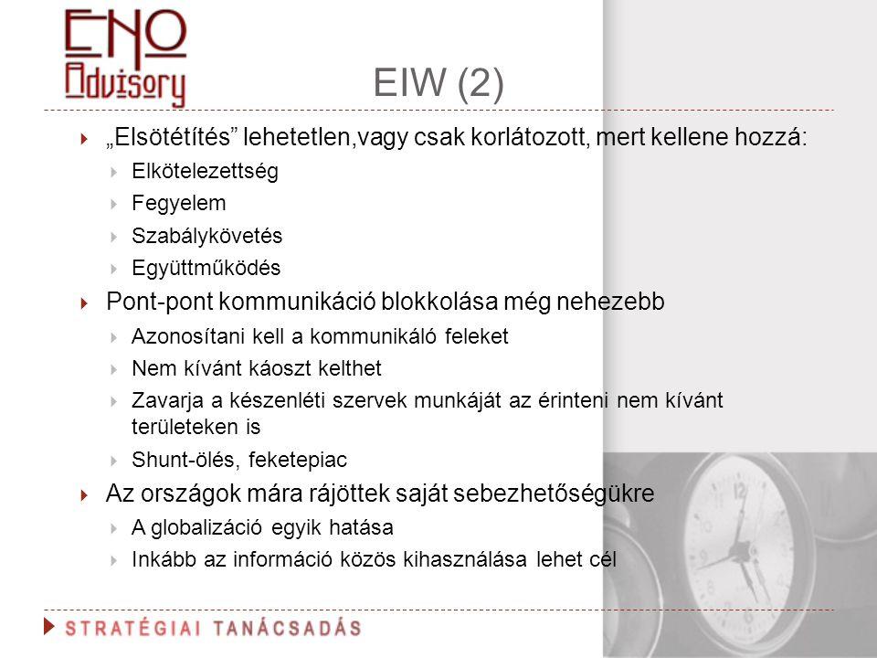 """EIW (2) """"Elsötétítés lehetetlen,vagy csak korlátozott, mert kellene hozzá: Elkötelezettség. Fegyelem."""