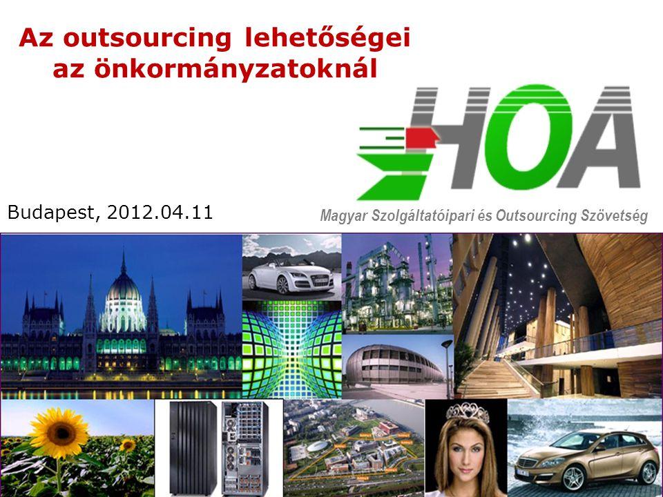 Az outsourcing lehetőségei az önkormányzatoknál
